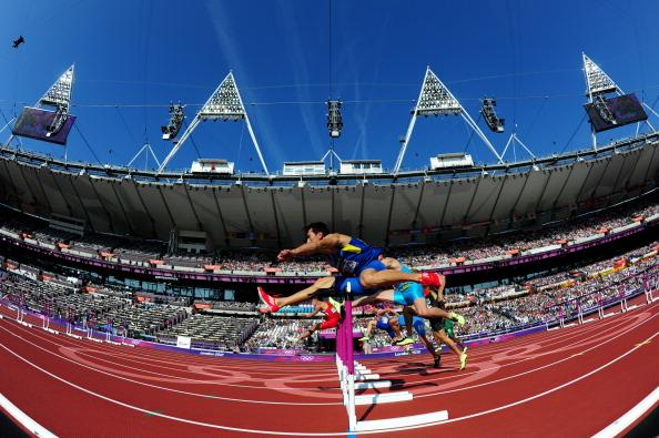 Olympics Day 13 - Athletics