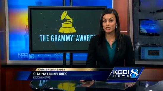 Woman brings sister battling cancer to Grammys