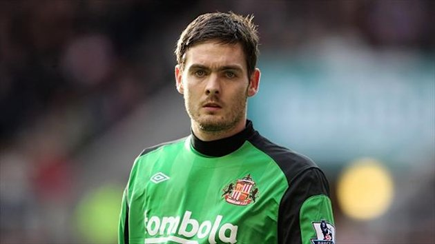 Craig Gordon is refusing to give up on his career