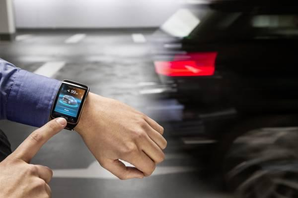 BMW to debut smartwatch-controlled car at CES