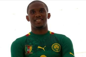 Playing for Cameroon is still a childhood dream, says Eto'o