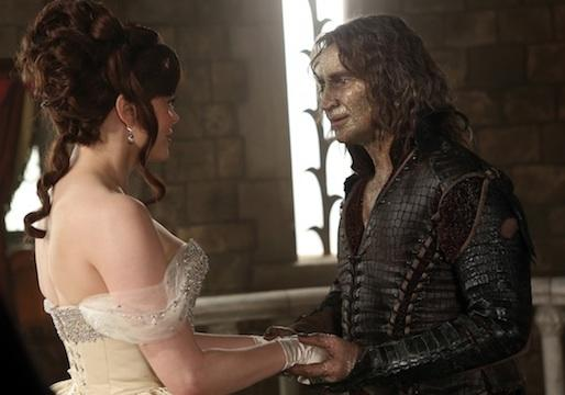 Once Upon a Time Sneak Peeks: Rumple Clinches With Cora, Bids Belle an Emotional Farewell