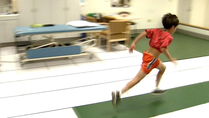 Child athletes at risk of overuse injuries