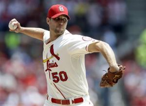 Cardinals beat Rockies 3-0 on Wainwright gem