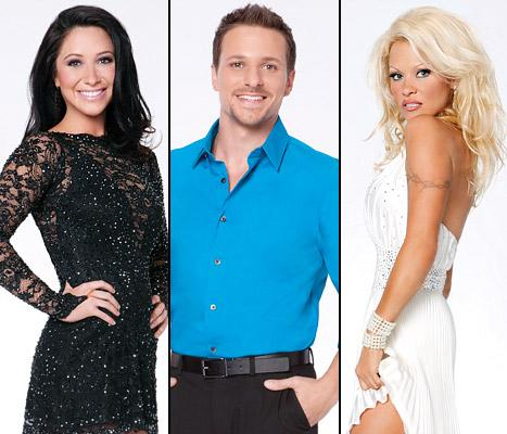 Dancing With the Stars: Pamela Anderson Is First Contestant Eliminated