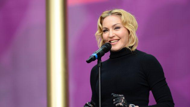 Madonna -- Getty Images