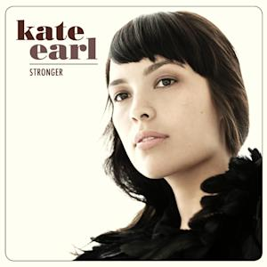 "This CD cover image released by Downtown Records shows the latest release by Kate Earl, ""Stronger."" (AP Photo/Downtown)"