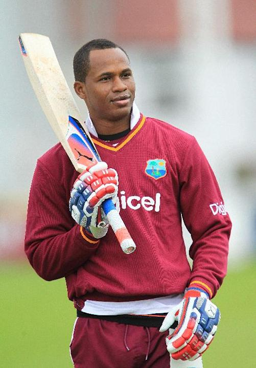 Marlon Samuels inspired West Indies to a 36-run victory in the ICC World Twenty20 final