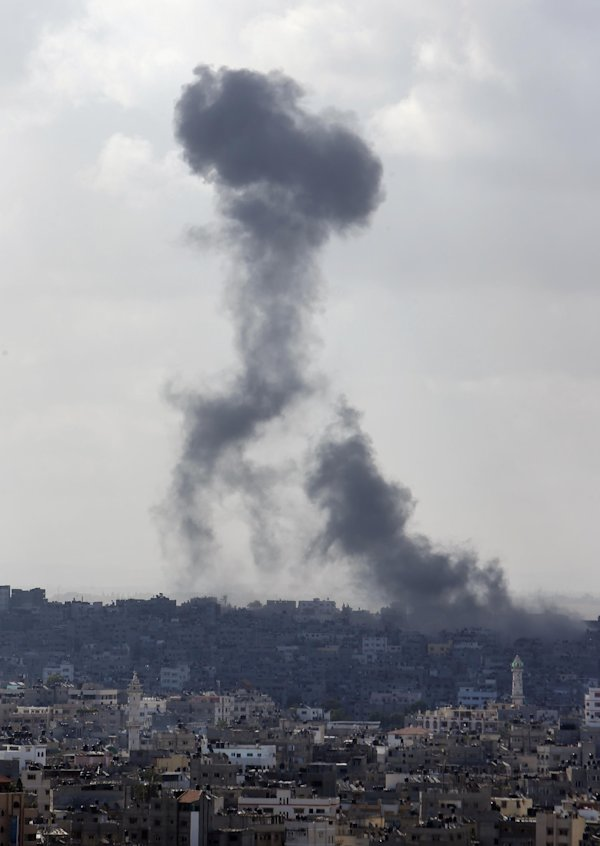 Israel kills senior Gaza militant, mulls next move