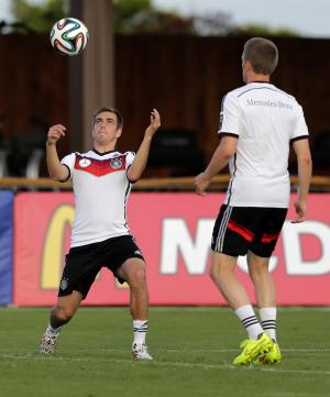 Germany defense has to be reshuffled for injuries