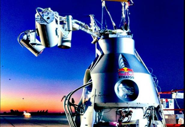 See The Best Pics From Red Bull's #Stratos Instagram Feed