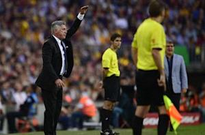 Ancelotti: Madrid attacked more than Barcelona