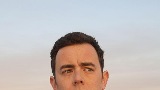 "Colin Hanks stars as Travis Marshall in ""Dexter."""