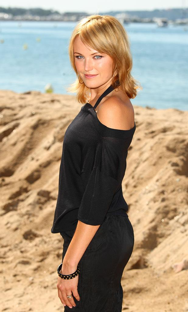 2009 Cannes Film Festival Malin Akerman the Bang Bang Club photocall
