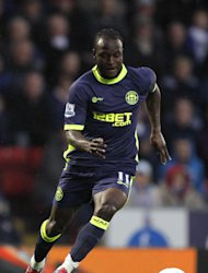 Dave Whelan believes Victor Moses, pictured, is one of the country's top young players