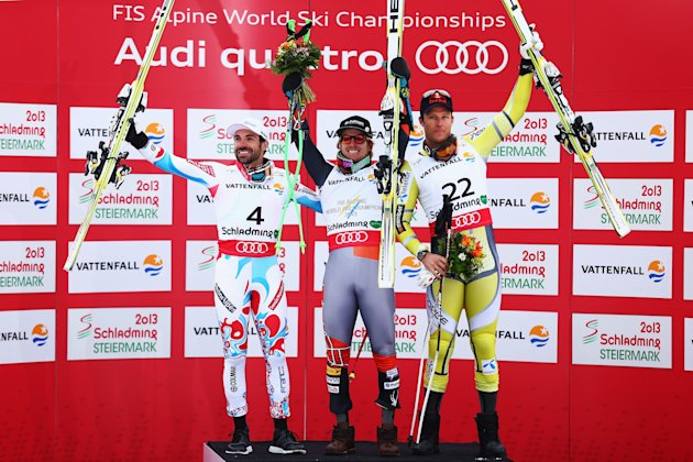 Men's Super G - Alpine FIS Ski World Championships