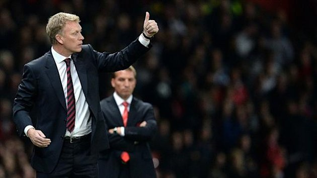 David Moyes has vowed to 'turn round' Manchester United's season