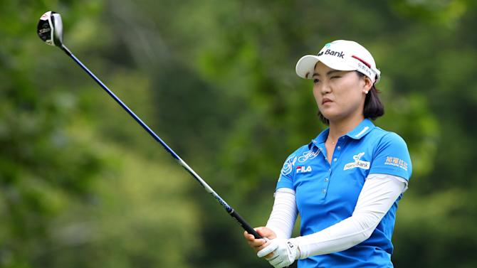 Ryu sets course record at Canadian Women's Open