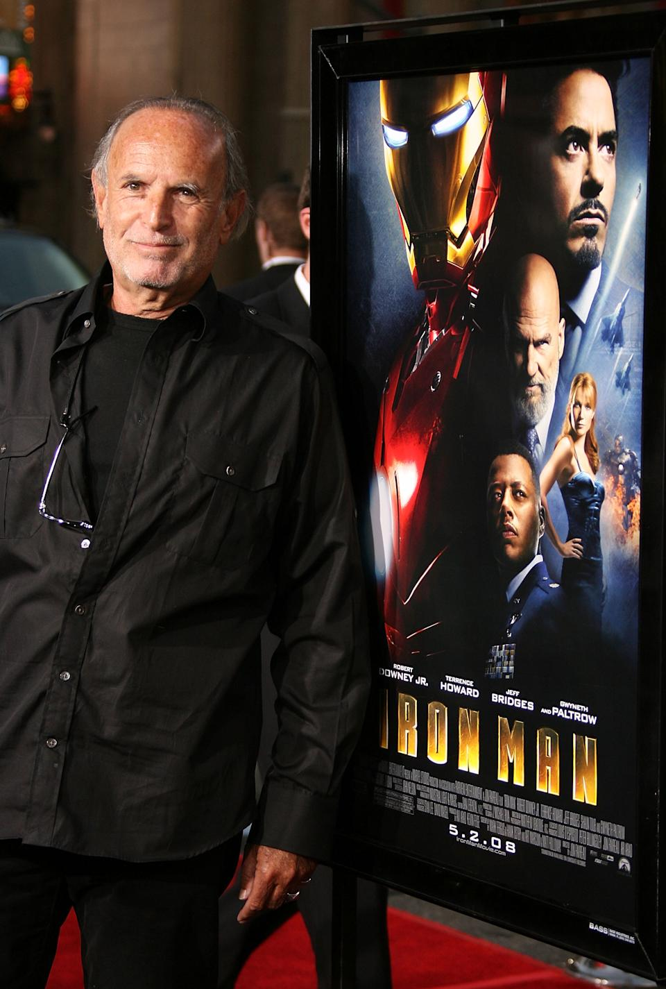 Former Marvel CEO Avi Arad Looks to Chinese Mythology in New Venture With Bruno Wu