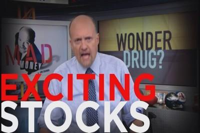 Cramer Remix: The most exciting stock I've seen