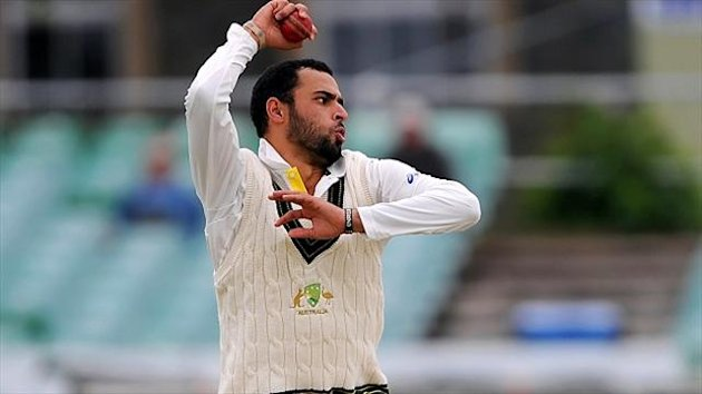 Fawad Ahmed was given Australian citizenship in July