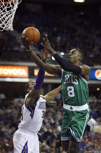 Thomas leads Kings past Celtics 118-96