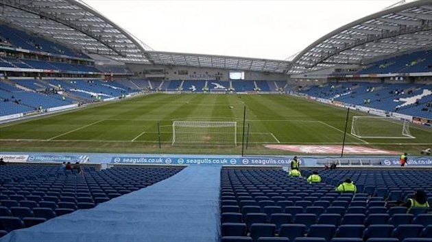 AMEX Stadium (PA Photos)