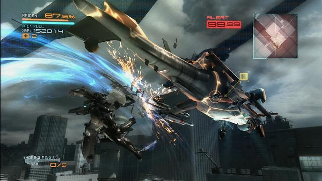 Chopper Chop Up - Metal Gear Rising: Revengeance Gameplay