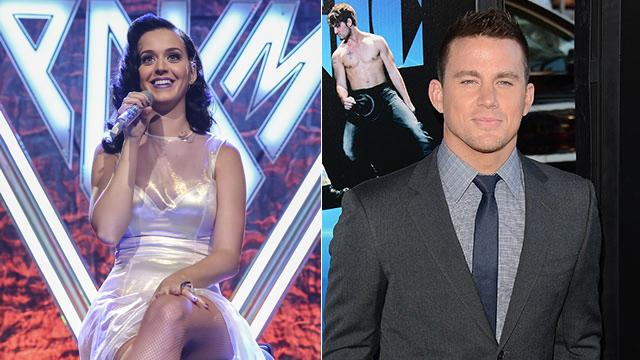 Katy & Channing Lead People's Choice Noms
