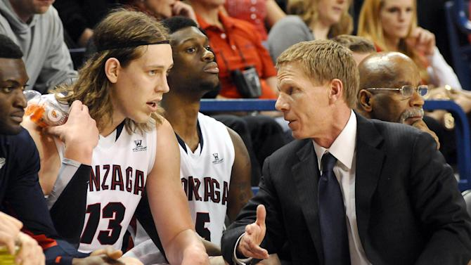 NCAA Basketball: Brigham Young at Gonzaga