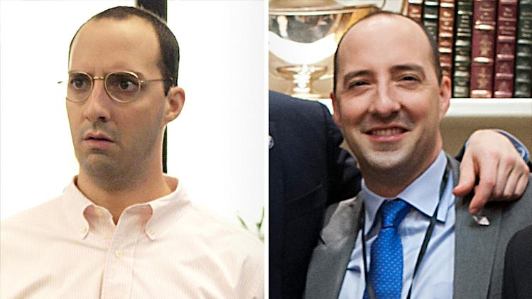 "Tony Hale: ""Arrested Development"" and ""Veep"""