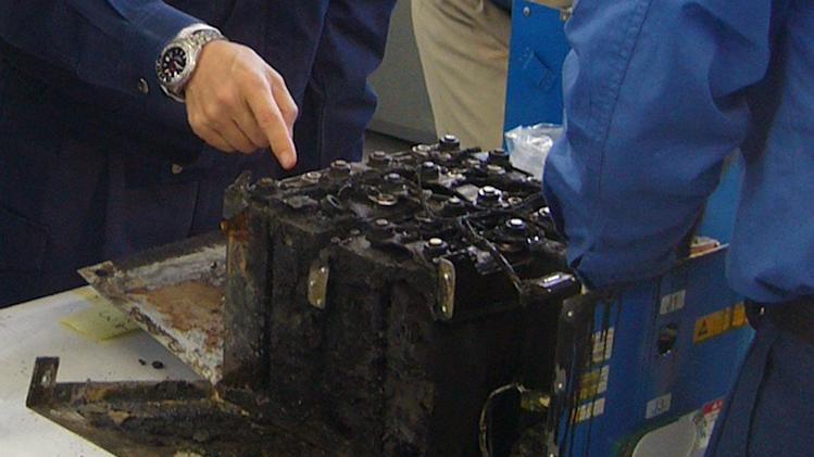 Japan 787 probe finds thermal runaway in battery