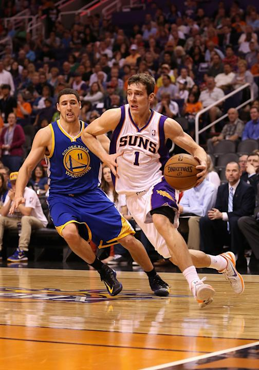Golden State Warriors v Phoenix Suns