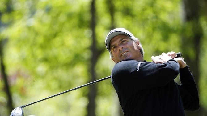 Fred Couples withdraws from US Senior Open