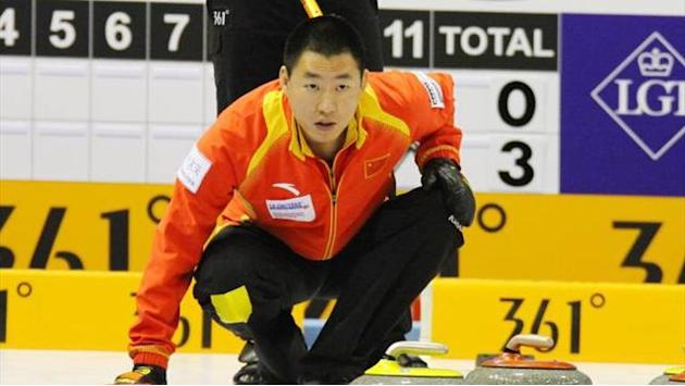 Curling - Beijing to host 2014 world men's curling championships