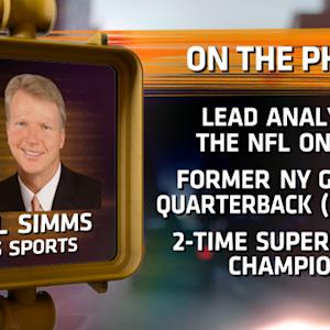 Boomer & Carton: Phil Simms on Deflate-gate