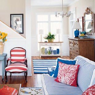 Color It Coastal! 5 Bright Palettes | Work + Money - Yahoo! Shine