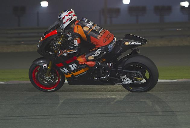 MotoGP Tests in Losail - Day One