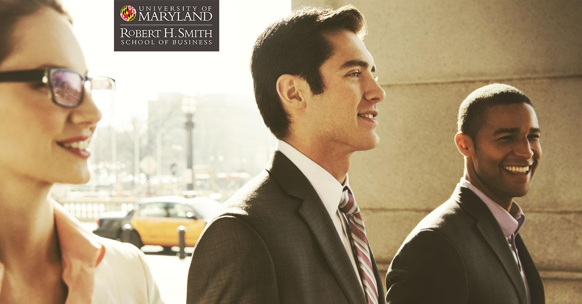Stand out with a UMD MBA
