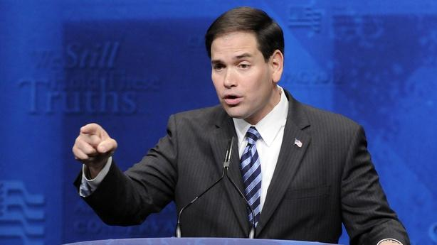 Marco Rubio Probably Isn't Laughing About Teleprompters Now