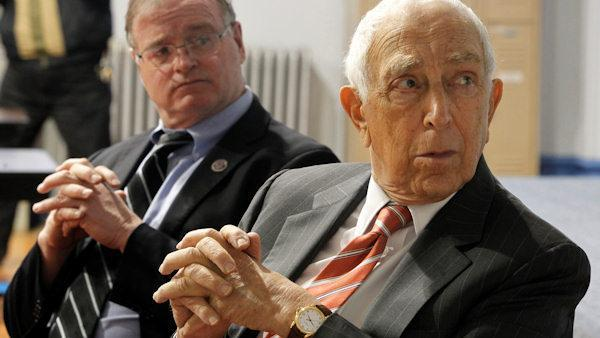 Sen. Lautenberg of NJ not seeking re-election