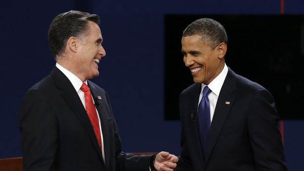 Wednesday's Presidential Debate: Words and Style