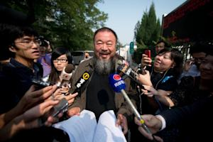Ai Weiwei's on the Rotterdam Film Festival Jury