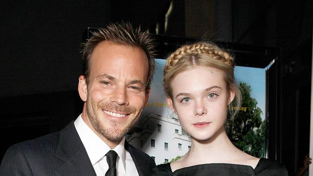 Somewhere LA Premiere 2010 Stephen Dorff Elle Fanning