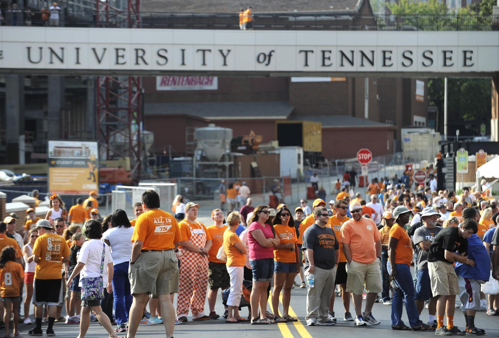 Tennessee faces sexual assault lawsuit involving football players