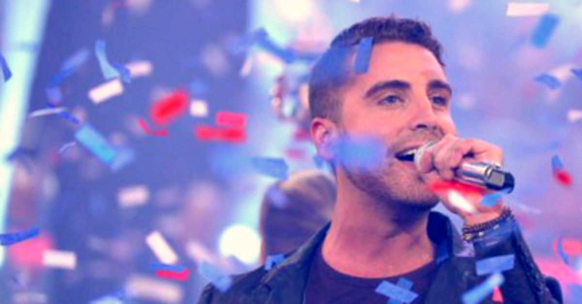 We Have a Winner! Get to Know Nick Fradiani!