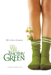 Poster of The Odd Life of Timothy Green