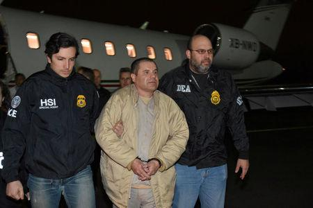 El Chapo, if convicted, would likely do time in 'Supermax' prison