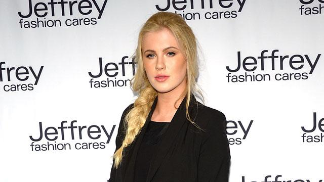 Ireland Baldwin Calls Newspaper 'Bunch of Cowards'