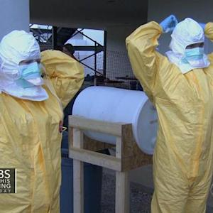 Ebola protocols, procedures under review